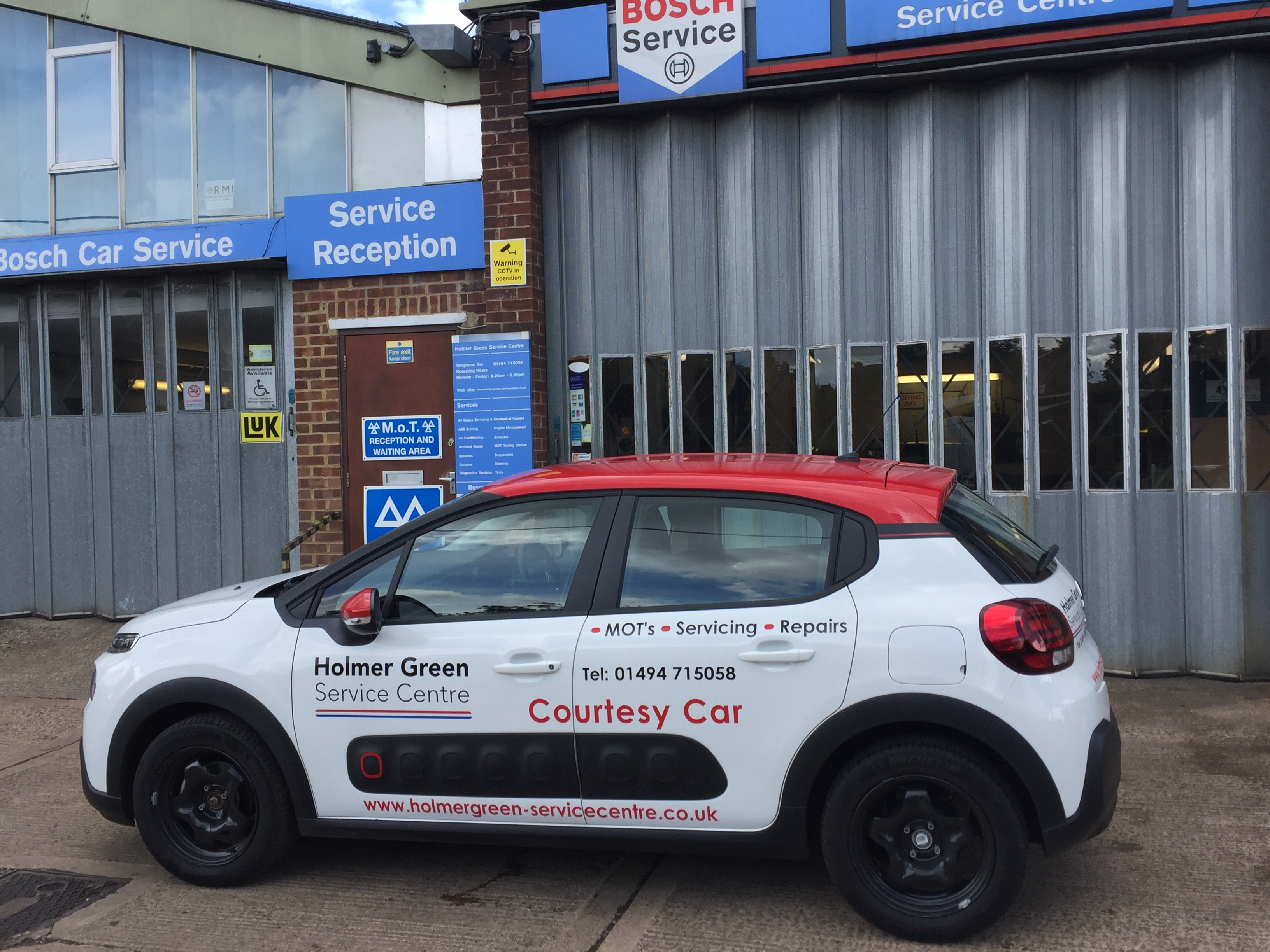 Collection Delivery - Cool cars service centre